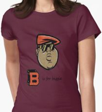 The Big B Womens Fitted T-Shirt