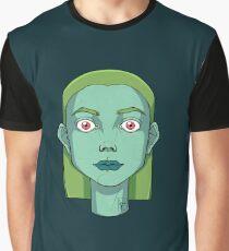 bulbasaur girl  Graphic T-Shirt