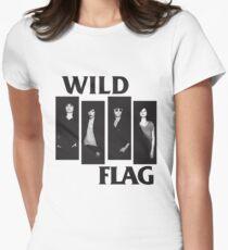 wild flag weiss carrie brownstein T-Shirt