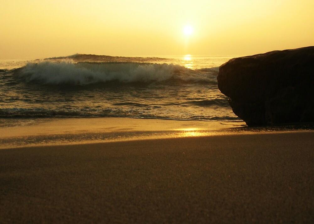 beach view by jake farris