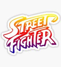 STRET FIGHTER Sticker