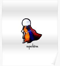 Superhero. Poster