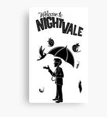 nightvale Canvas Print