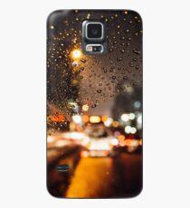 Rainy window Case/Skin for Samsung Galaxy