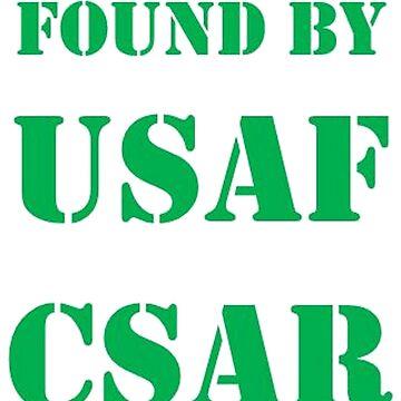 Found By USAF CSAR by LoneSheepdog
