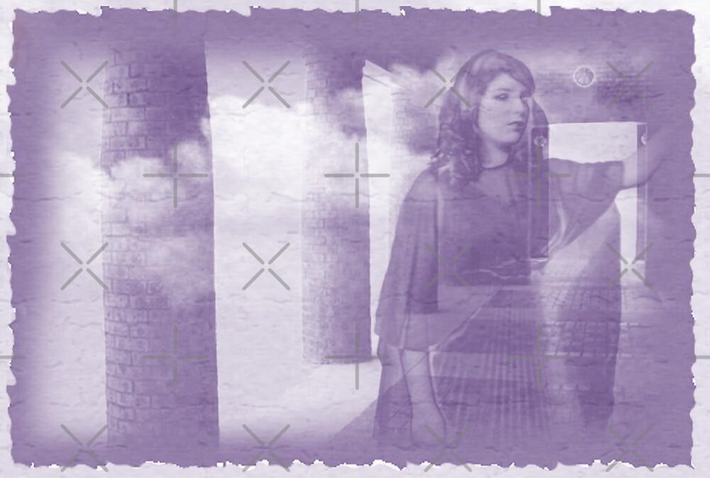 Longing, digital montage by Rebekah  McLeod