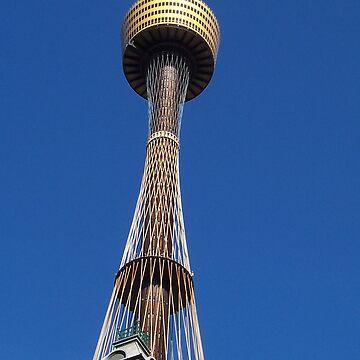 AMP Tower Sydney by jade77green