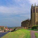 Coxwold, a Yorkshire Village by Mark Baldwyn