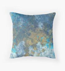 Dreams of Seashores Throw Pillow