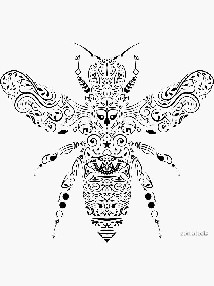 rette die Bienen von somatosis