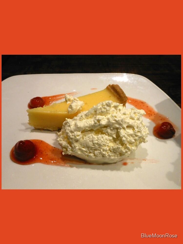 Lemon Pie with Whipped Cream von BlueMoonRose