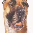 Great Dane by BarbBarcikKeith