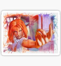 Leeloo - The Fifth Element Sticker