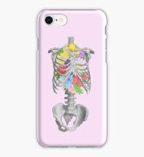Pastel Skeleton Case iPhone Case/Skin