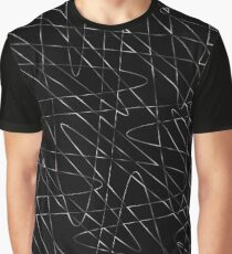 Monochrome storm Graphic T-Shirt