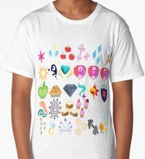 Cutie Marks Long T-Shirt