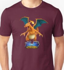 Pokken Tournament Charizard Unisex T-Shirt