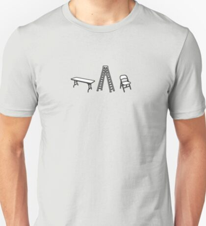 Tables, Ladders and Chairs - TLC! T-Shirt