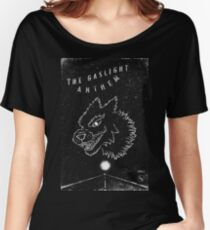 The Gaslight Anthem Tour Tee Women's Relaxed Fit T-Shirt