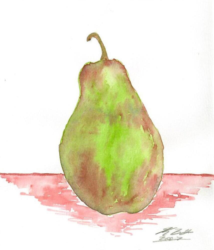Pear by Raethlanel