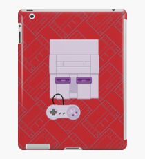 Retro Purple 16-bit Champion iPad Case/Skin