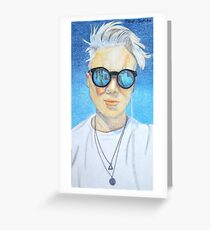 Jack Maynard Greeting Card
