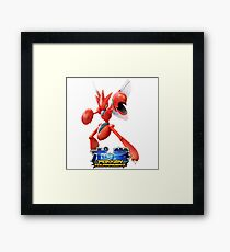 Pokken Tournament Scizor Framed Print