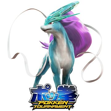 Pokken Tournament Suicune by FireFlea