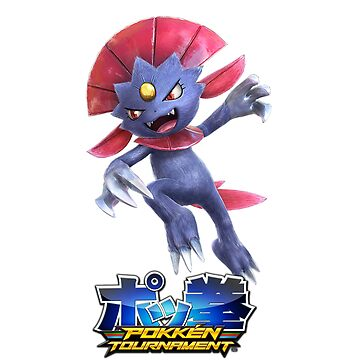 Pokken Tournament Weavile by FireFlea