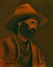 TENNESSEE SODBUSTER, Pastel Painting, for prints and products by Bob Hall©