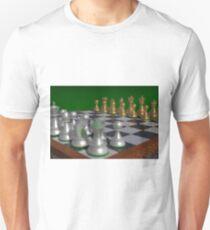 Chess: POV RAY CGI! T-Shirt