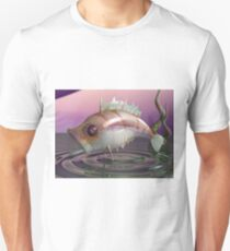 Fish: POV RAY CGI! T-Shirt