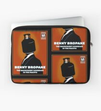 Benny Bropane the Raunchiest  Laptop Sleeve