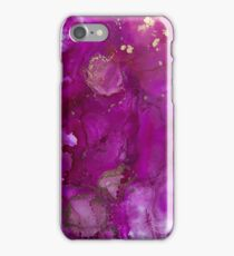 A Study In Pinks iPhone Case/Skin