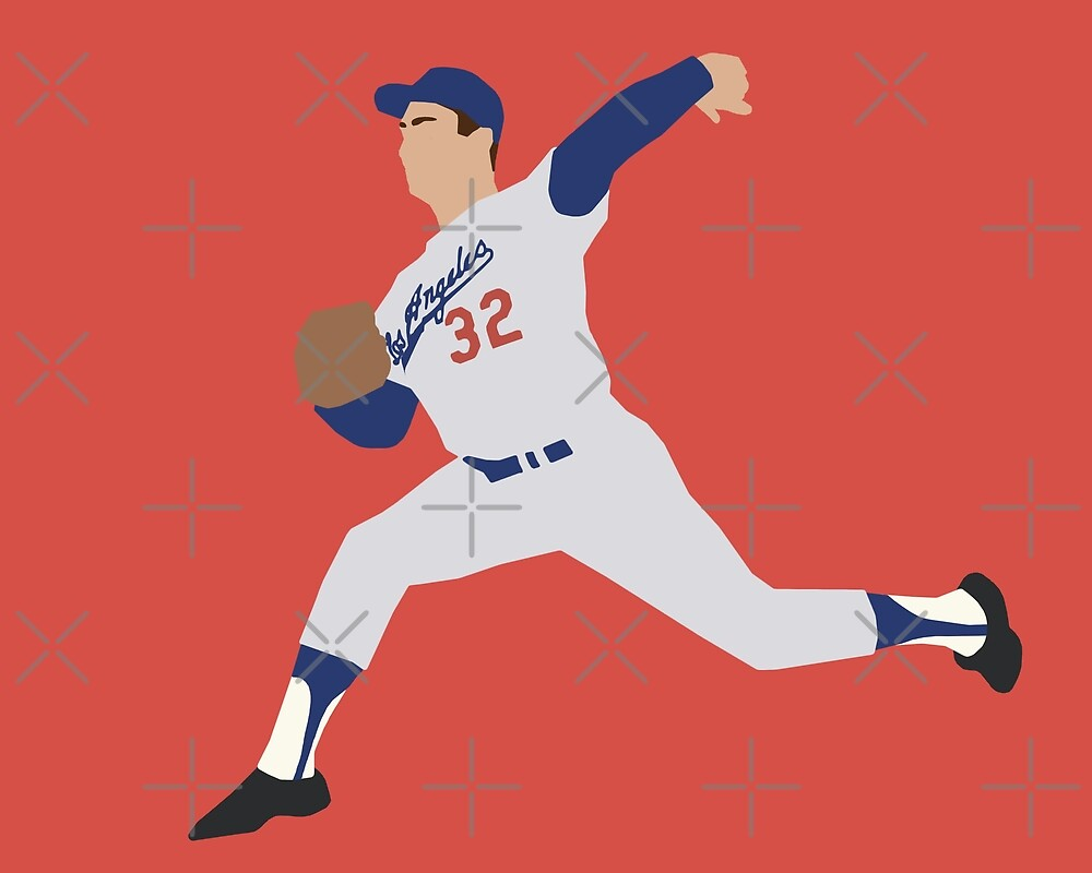Sandy Koufax by uniquepeople