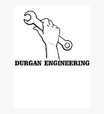 Durgan Engineering Photographic Print