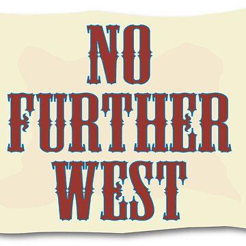 No Further West by GordyGrundy