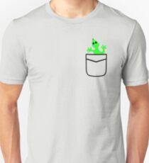 Pocket Lizard Unisex T-Shirt