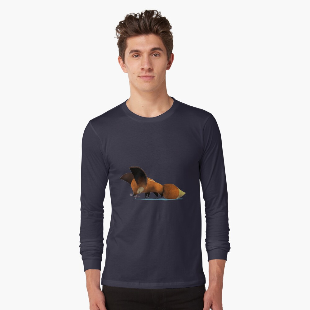 Fox 11 Long Sleeve T-Shirt Front