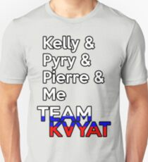 Team Kvyat T-Shirt