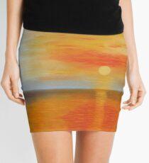 Ciel flamboyant - Blazing sky Minijupe