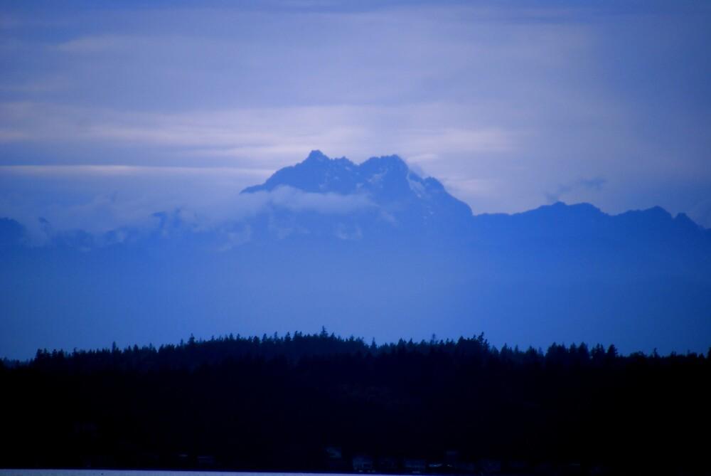 Mt. Olympus by steveo69