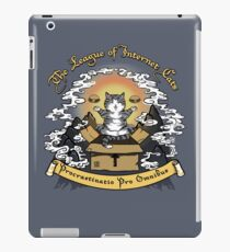 The League of Internet Cats iPad Case/Skin