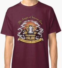 The League of Internet Cats Classic T-Shirt