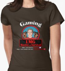 NEW LMG Swag!! Womens Fitted T-Shirt