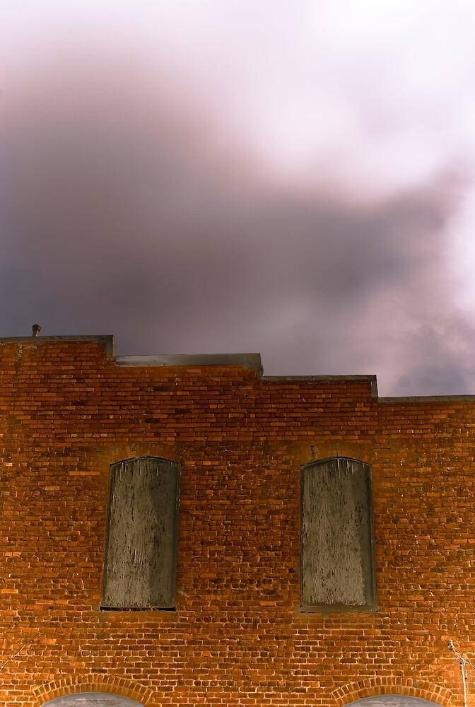 Roof line Steps by Rod  Adams