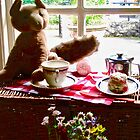 Afternoon Tea at Glenveagh Castle, Donegal, Ireland by Shulie1