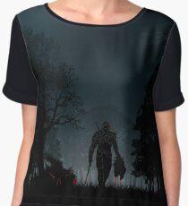 Witcher Women's Chiffon Top