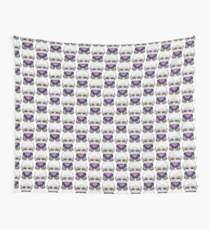 Grace O'BOT Toy Robot 1.0 Wall Tapestry