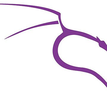 Kali Linux Logo - Purple by joemacmillan38